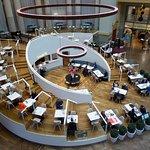 "Shopping hall ""Stadsfeestzaal"""