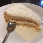 Brazilian Coconut cake, home made