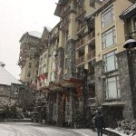 Pan Pacific Whistler Village Centre Foto
