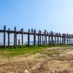U Bein, il lungo ponte in tek