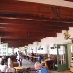 Braustuberl - More traditional indoor dining