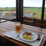 Braustuberl - Lunch with a view