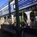 Another tram enroute