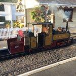 The light steam railway