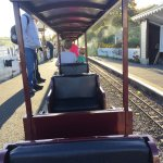 The carriages