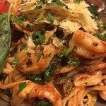 Seafood Carbonara