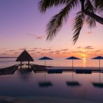 Serenity Pool - Sunset