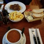 Goulash & Steak