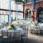 Hansom Hall Meeting Room – Wedding Reception