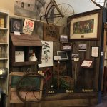 agriculture history display