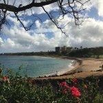 Kaanapali Beach Walk - about 2 miles south of Honua Kai resort