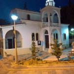 A church in Skiathos Town