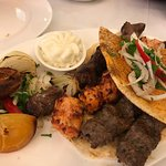 Mixed Grill Share Platter