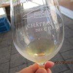 ワインの試飲(白ワイン)