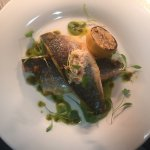 Some of dishes you will find at The Heron.