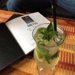 Cocktail and Menu