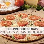 Pizzas Géantes, centre ville Montpellier.