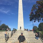 バンカーヒル記念塔の写真