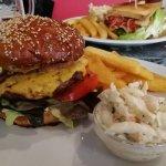 Cowboy`s burger