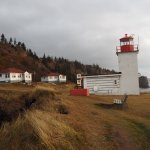 The Lighthouse on Cape d'Or-bild