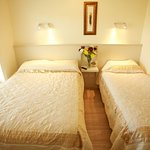 DOULE / TWIN ROOM FOR 1 2 OR 3 PERSONS