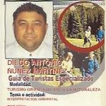 Credential Guide certificated by Mexican tourism board.