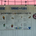 Zdjęcie Snow Bird Burgers & Cones
