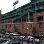 Room and Fenway view