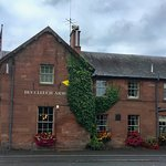 Buccleuch Arms Scottish Borders Foto