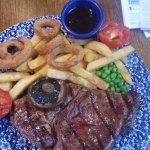 Steak Tuesday - 14oz rump steak