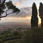 Florence at sunrise
