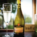50% off a large bottle of Prosecco every Friday in October 2017