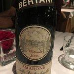Delicious Amarone!