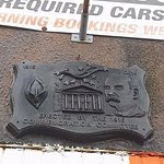 James Connelly plaque