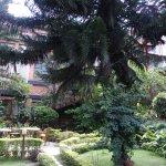 Kathmandu Garden House Bild