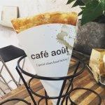 ภาพถ่ายของ cafe aout