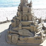 Sandcastle!!