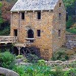 Old Mill Closeup