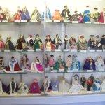 Period Dolls in Clara's Cottage