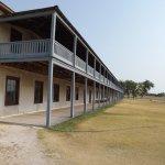 Fort Laramie Calvary Barracks