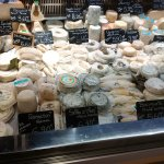 Cheese in the St. Germain Covered Maarket