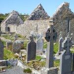 Graveyard at Seven Churches