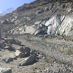 Morteratsch Glacier Foto