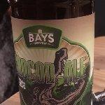 Crocod ale beer - brewed in Paignton