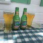 Wadadli, the local beer!