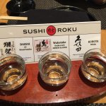 Delicious food small portions so you can taste a little of everything. Sake sampling was great I