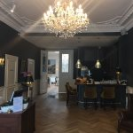 Recently tastefully renovated Hotel Huys van Leyden  We stayed here September 2017