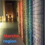 Pantone che rappresentano la regione Marche