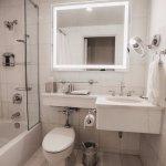Enormous bathroom in Terrace Suite