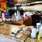 "Foto Sue's Burgers ""Best Burgers in Town"""